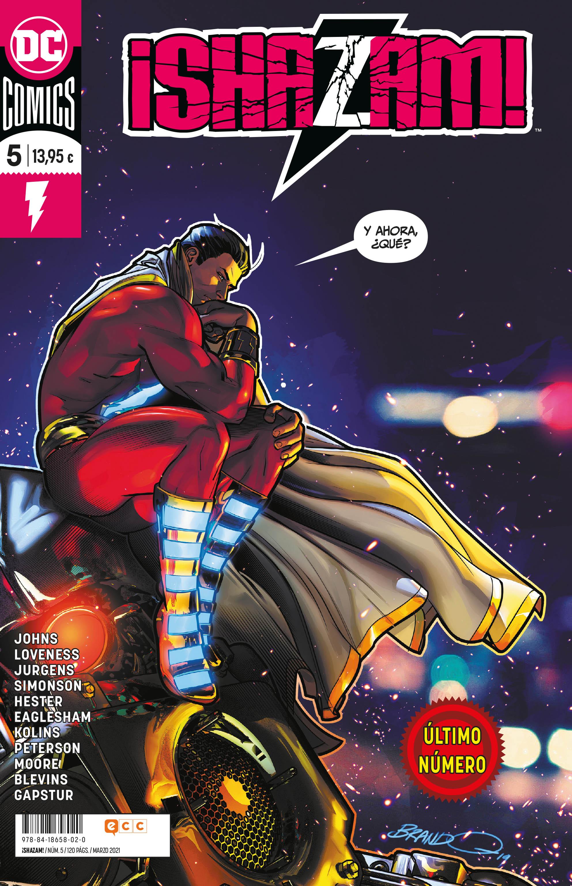 ¡Shazam! #5