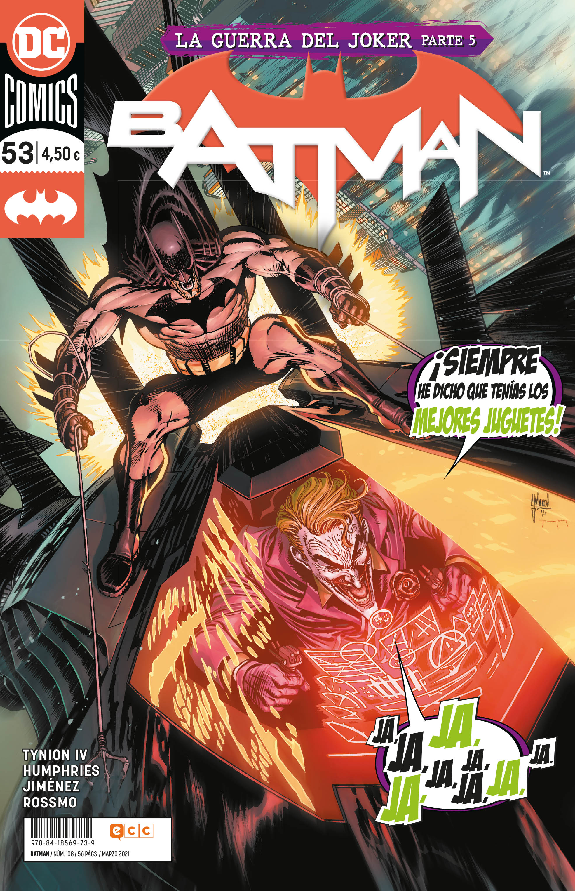 Batman #108 / 53