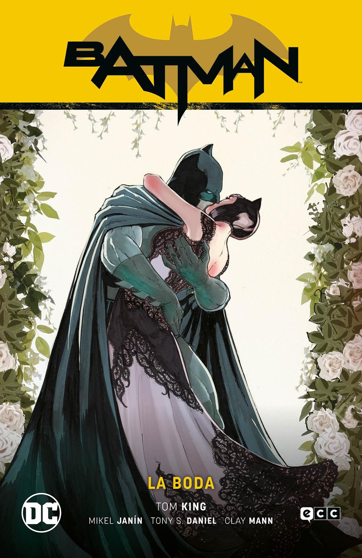 Batman Vol.10: La Boda (Batman Saga - Camino al altar Parte 4)