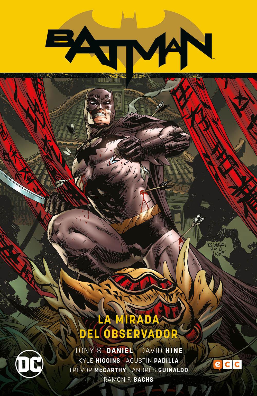 Batman Vol.11: La mirada del observador (Batman Saga - Renacido Parte 7)