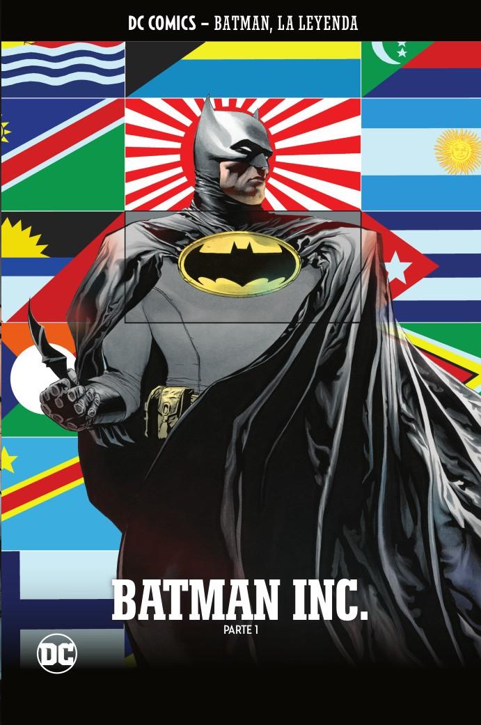 Batman, La Leyenda #47: Batman Inc. Parte 1