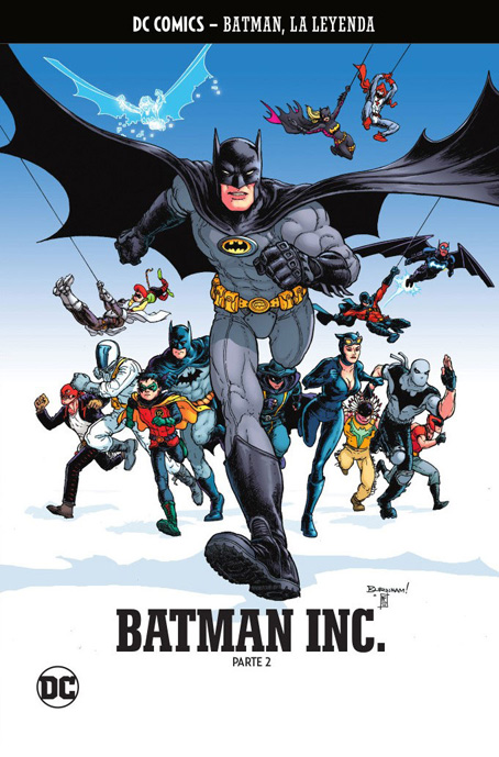 Batman, La Leyenda #49: Batman Inc. Parte 2