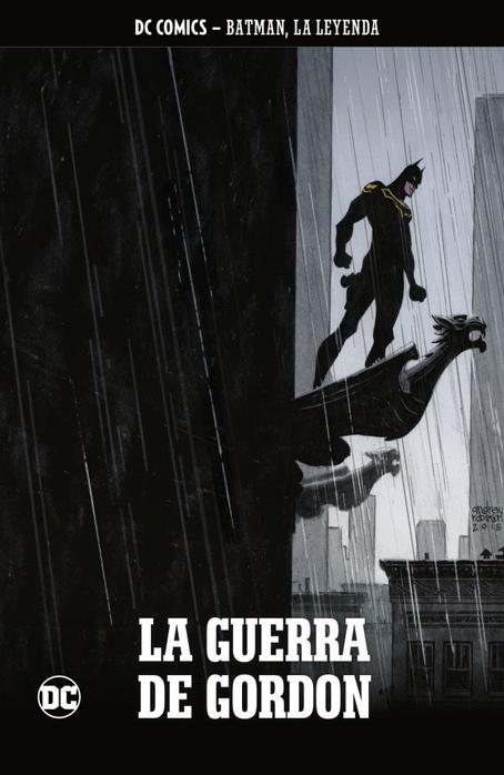 Batman, La Leyenda #50: La guerra de Gordon