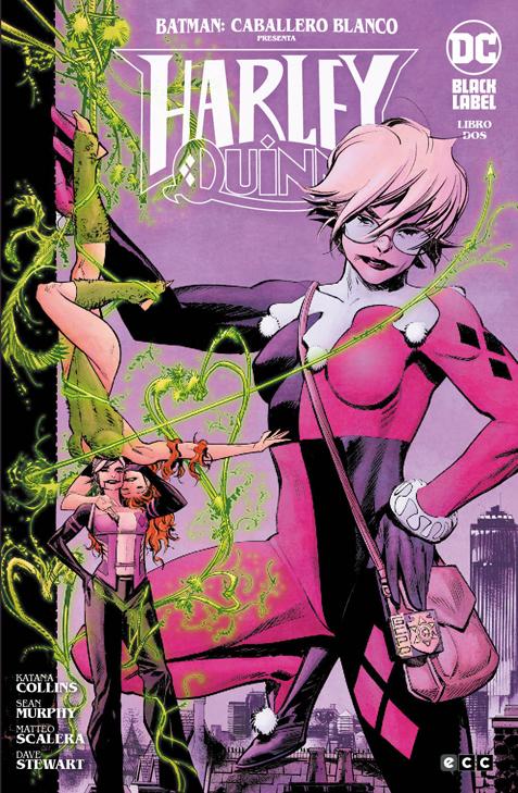 Batman: Caballero Blanco - Harley Quinn #2 de 6