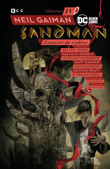 Biblioteca Sandman Vol.04: Estación de Nieblas