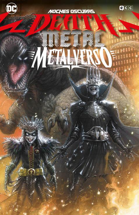 Death Metal: Metalverso #1 de 6