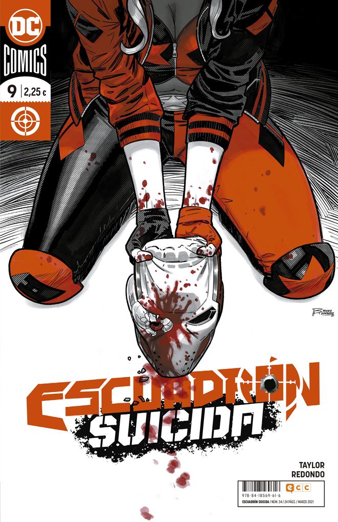 Escuadrón Suicida #34 / 09