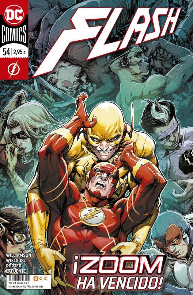 Flash #68 / 54