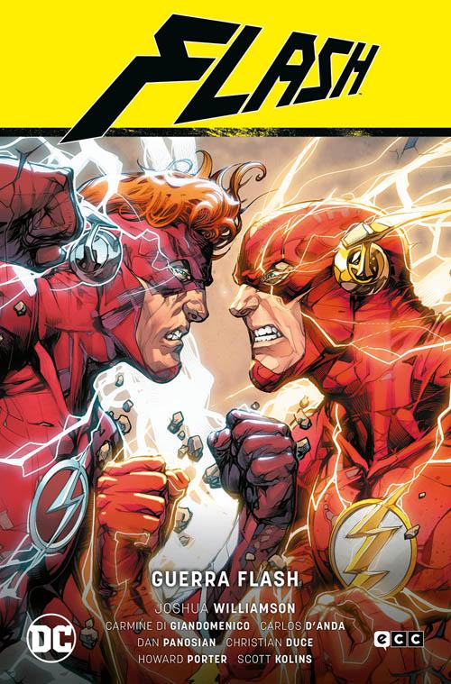 Flash Vol.06: Guerra Flash (Flash Saga - La búsqueda de la Fuerza Parte 1)