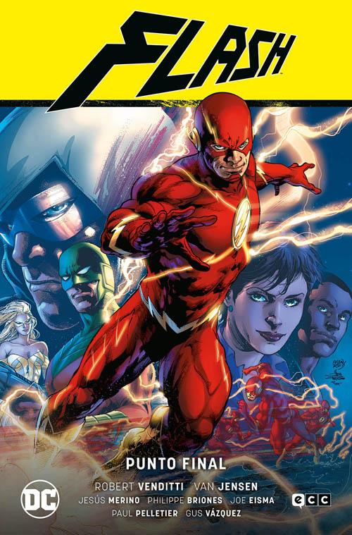 Flash Vol.07: Punto Final (Flash Saga - Nuevo Universo Parte 7)