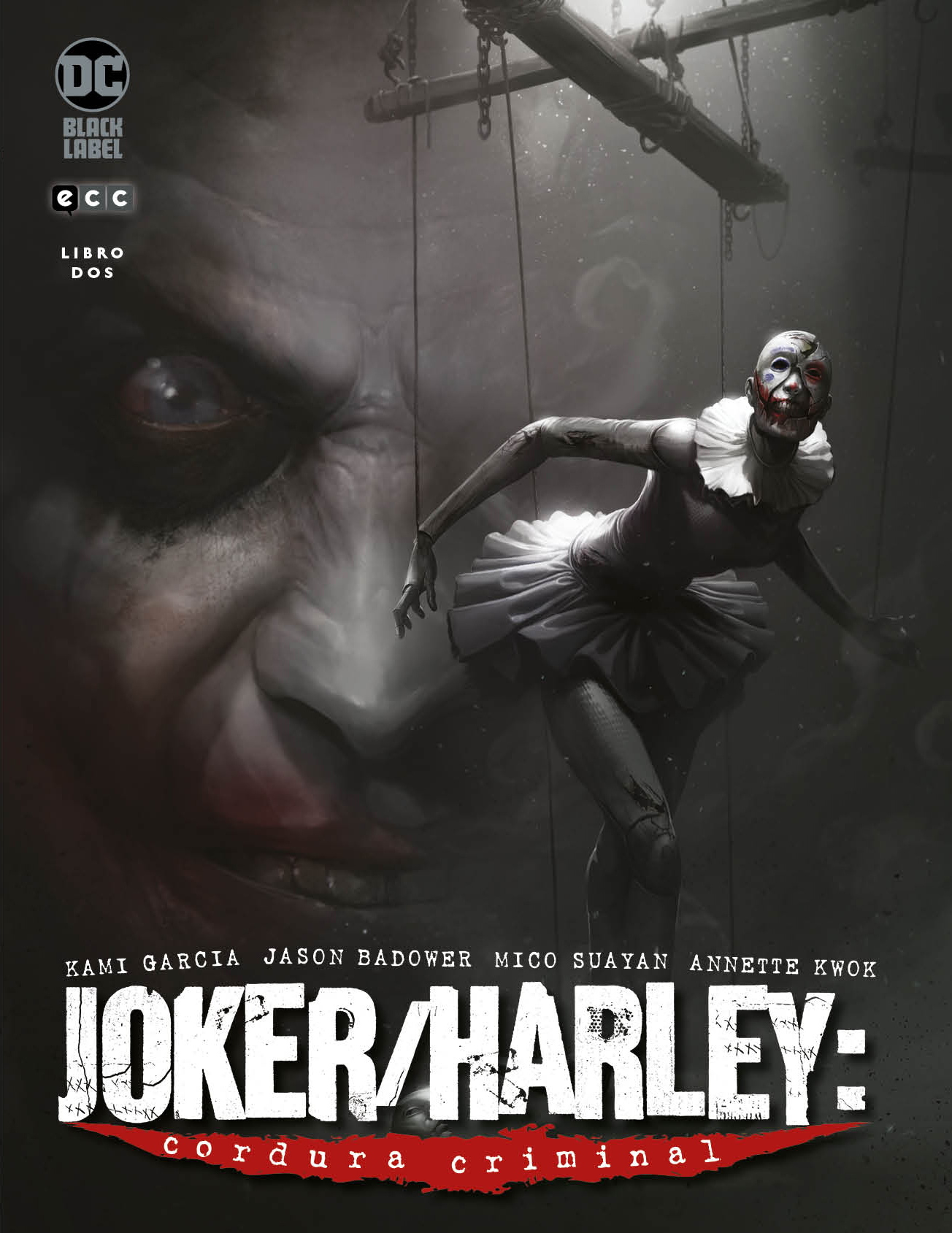Joker/Harley: Cordura Criminal Vol.2 de 3