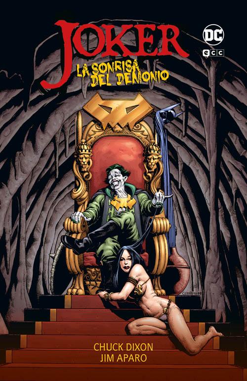 Joker: La Sonrisa del Demonio