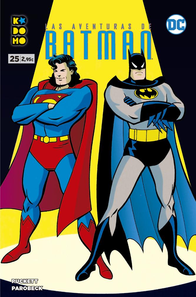 Las aventuras de Batman #25