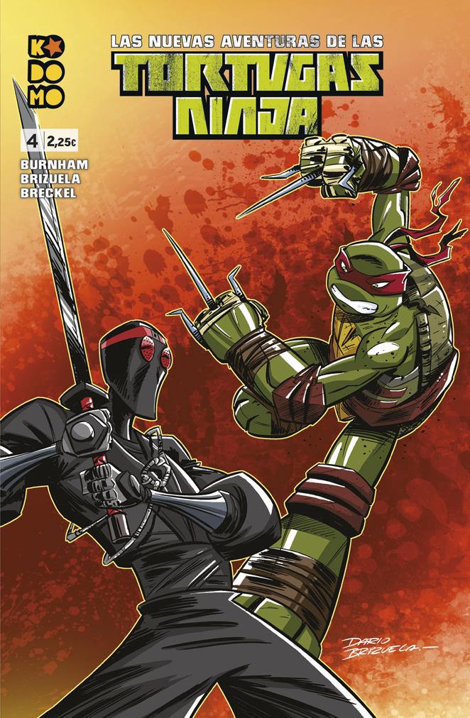 Las nuevas aventuras de las Tortugas Ninja #04