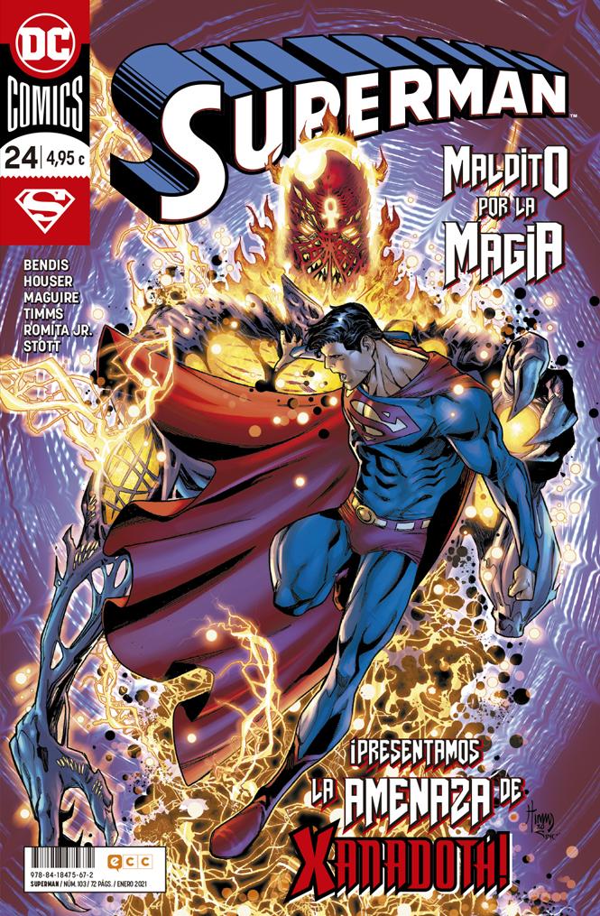 Superman #103 / 24