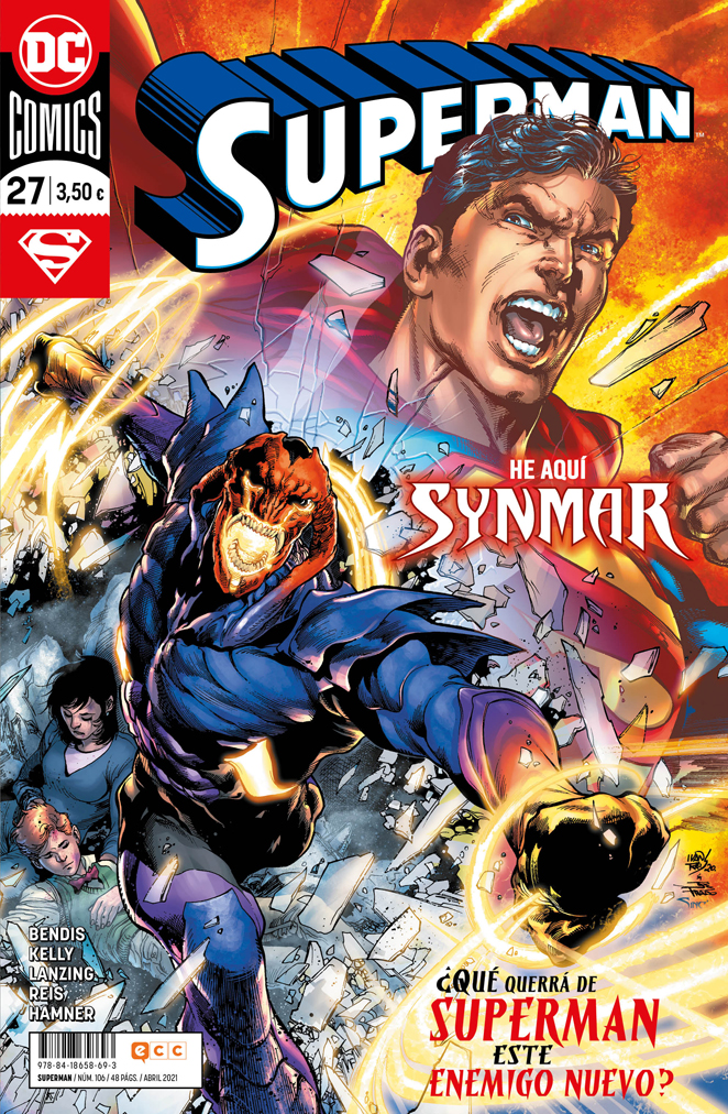 Superman #106 / 27