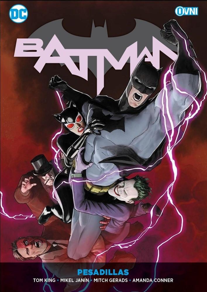 DC - ESPECIALES - Batman Vol. 09: PESADILLAS