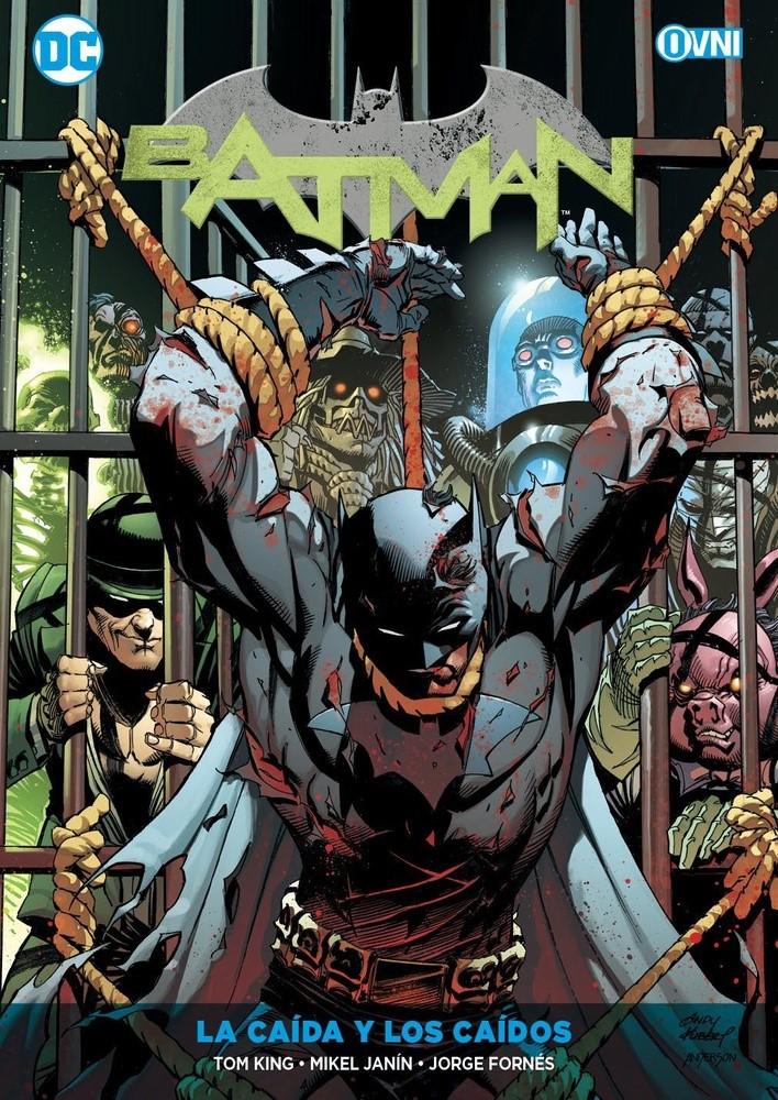 DC - ESPECIALES - Batman Vol. 10: LA CAÍDA Y LOS CAÍDOS
