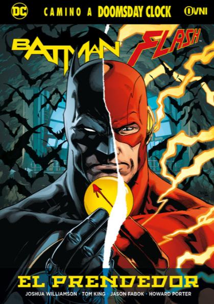 DC - ESPECIALES - BATMAN/FLASH: El Prendedor