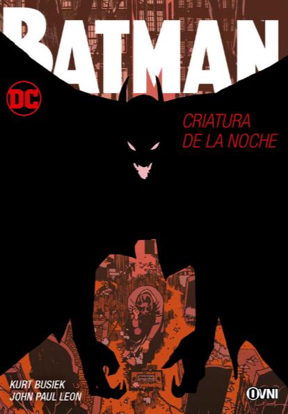 DC - ESPECIALES - BATMAN: Criatura de la Noche