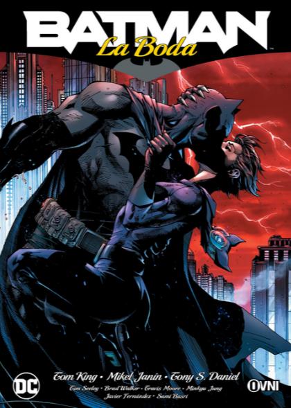 DC - ESPECIALES - BATMAN: La Boda