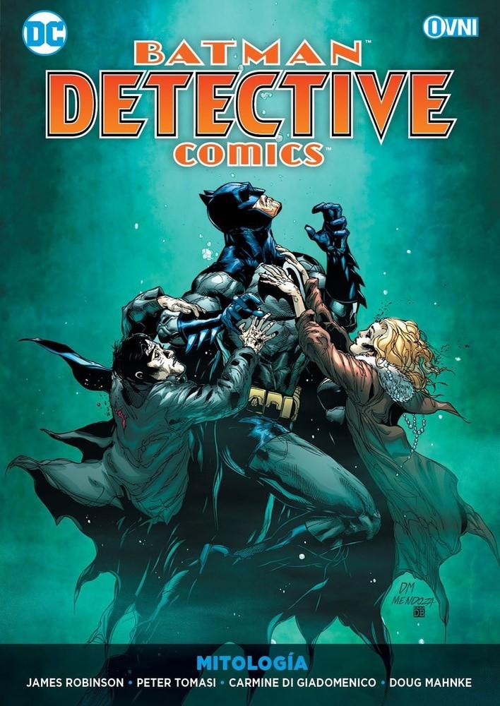 DC - ESPECIALES - Detective Comic Vol. 07: MITOLOGÍA