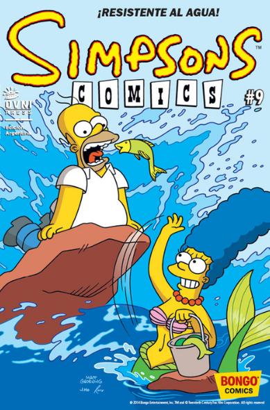 SIMPSONS COMICS - #09