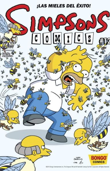 SIMPSONS COMICS - #12