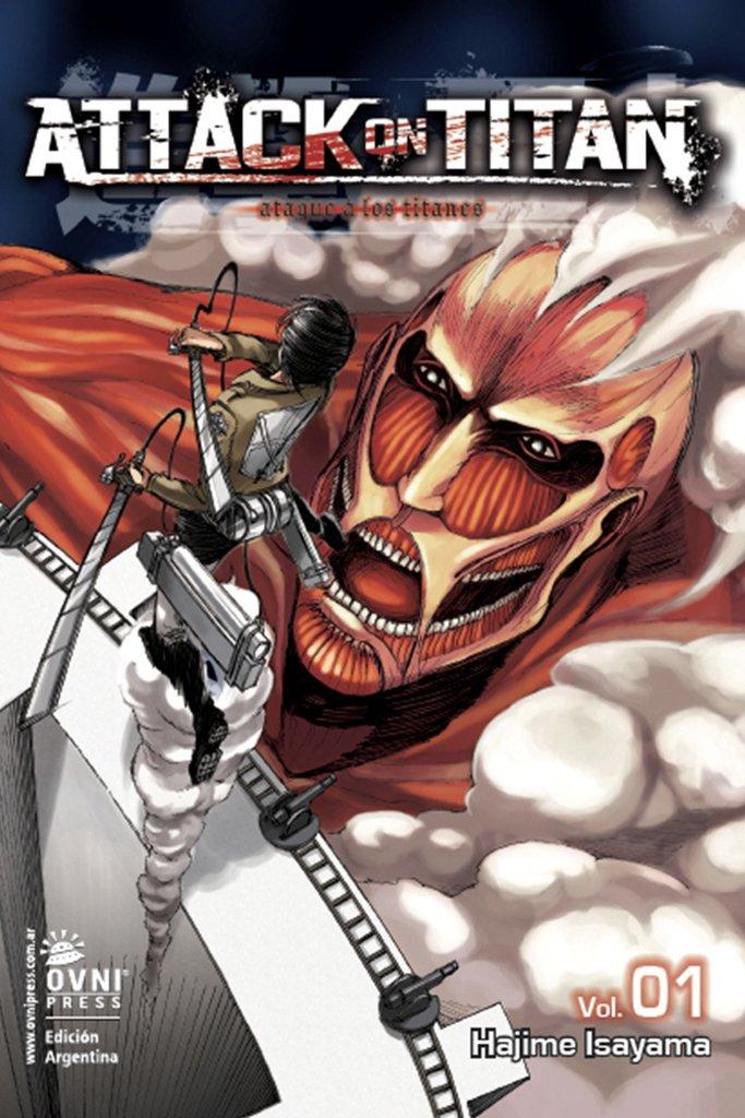 ATTACK ON TITAN - #01