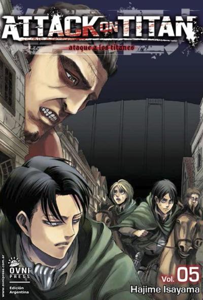 ATTACK ON TITAN - #05