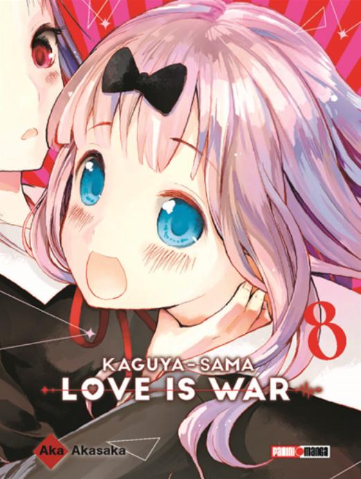 Kaguya-sama: Love is War #08