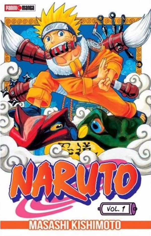 NARUTO #01