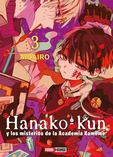 Hanako-Kun y los misterios de la Academia Kamome #03