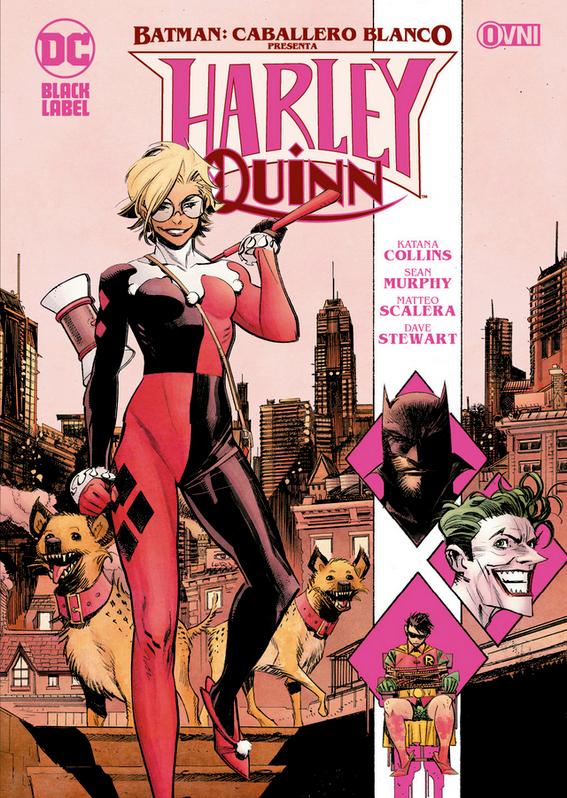 Batman: Caballero Blanco presenta Harley Quinn