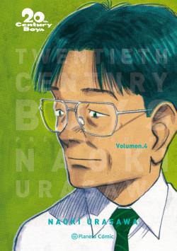 20th Century Boys #04 / 11 (Nueva edición)