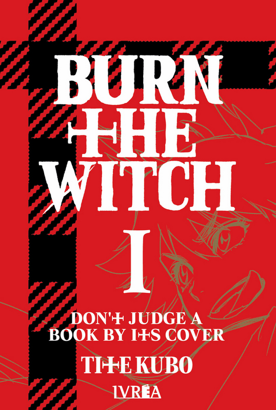 BURN THE WITCH #01