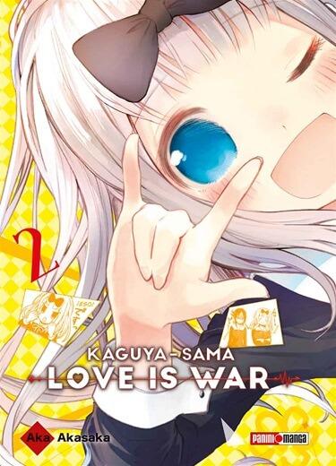Kaguya-sama: Love is War #02