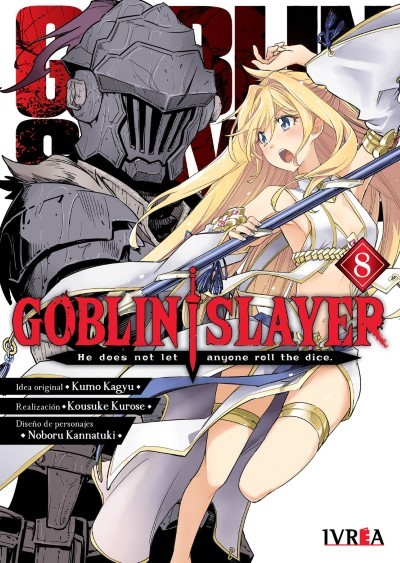 GOBLIN SLAYER #08
