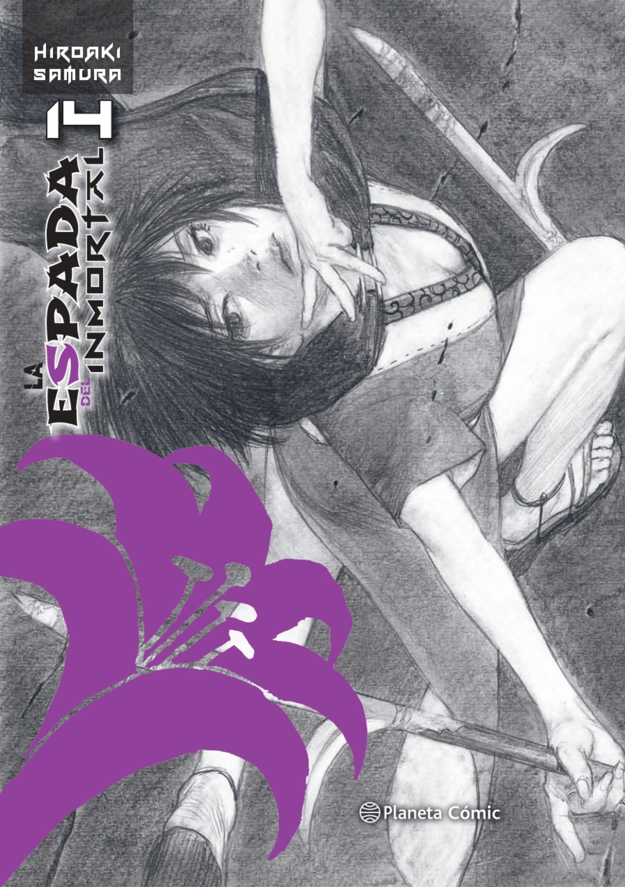 La Espada del Inmortal Kanzenban #14 / 15