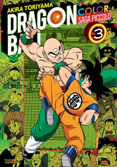 Dragon Ball Color - Saga Piccolo Daimaku Tomo #3