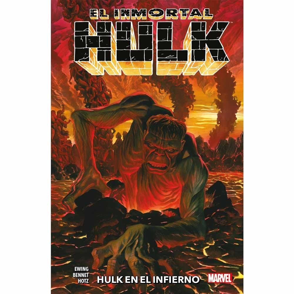 EL INMORTAL HULK #03: Hulk en el Infierno