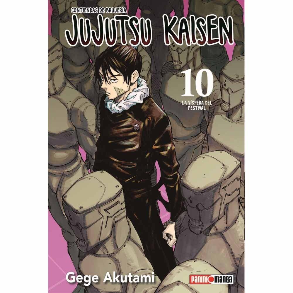 Jujutsu Kaisen #10
