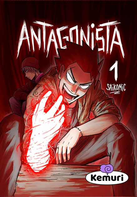 ANTAGONISTA #1