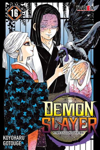 Demon Slayer - Kimetsu No Yaiba #16