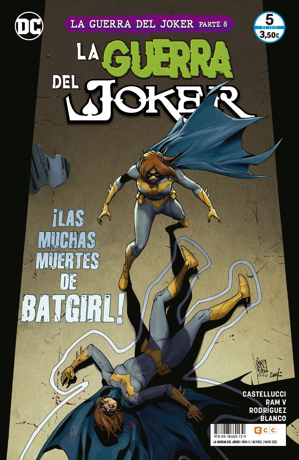La guerra del Joker #5 de 6
