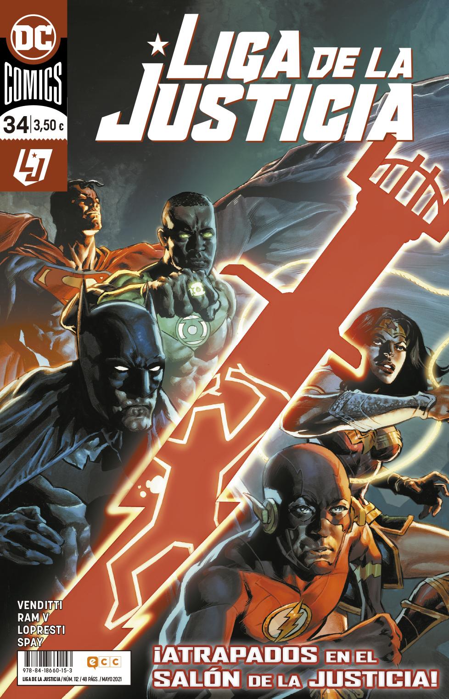 Liga de la Justicia #112 / 34