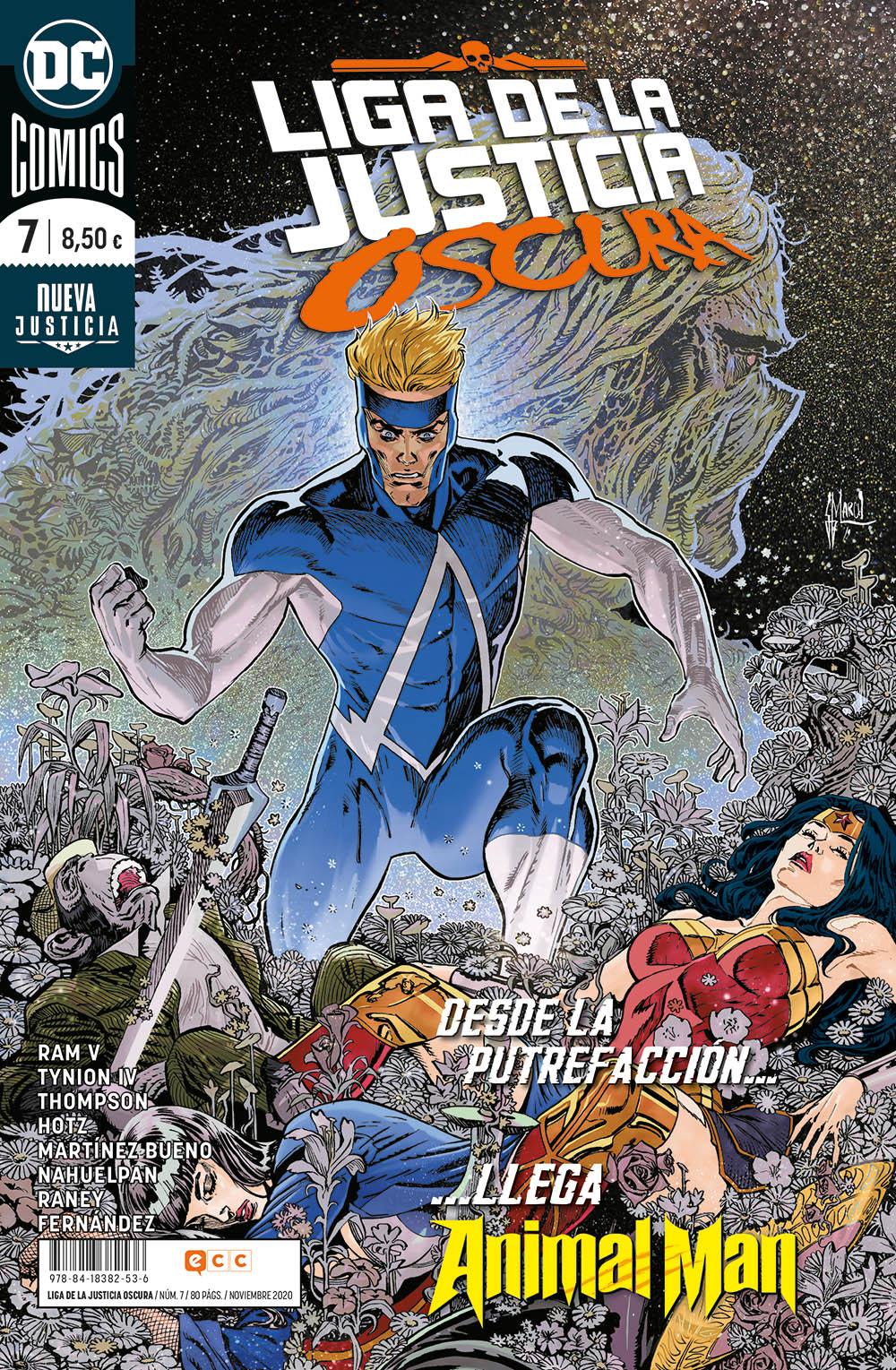 Liga de la Justicia Oscura Vol.2 #07