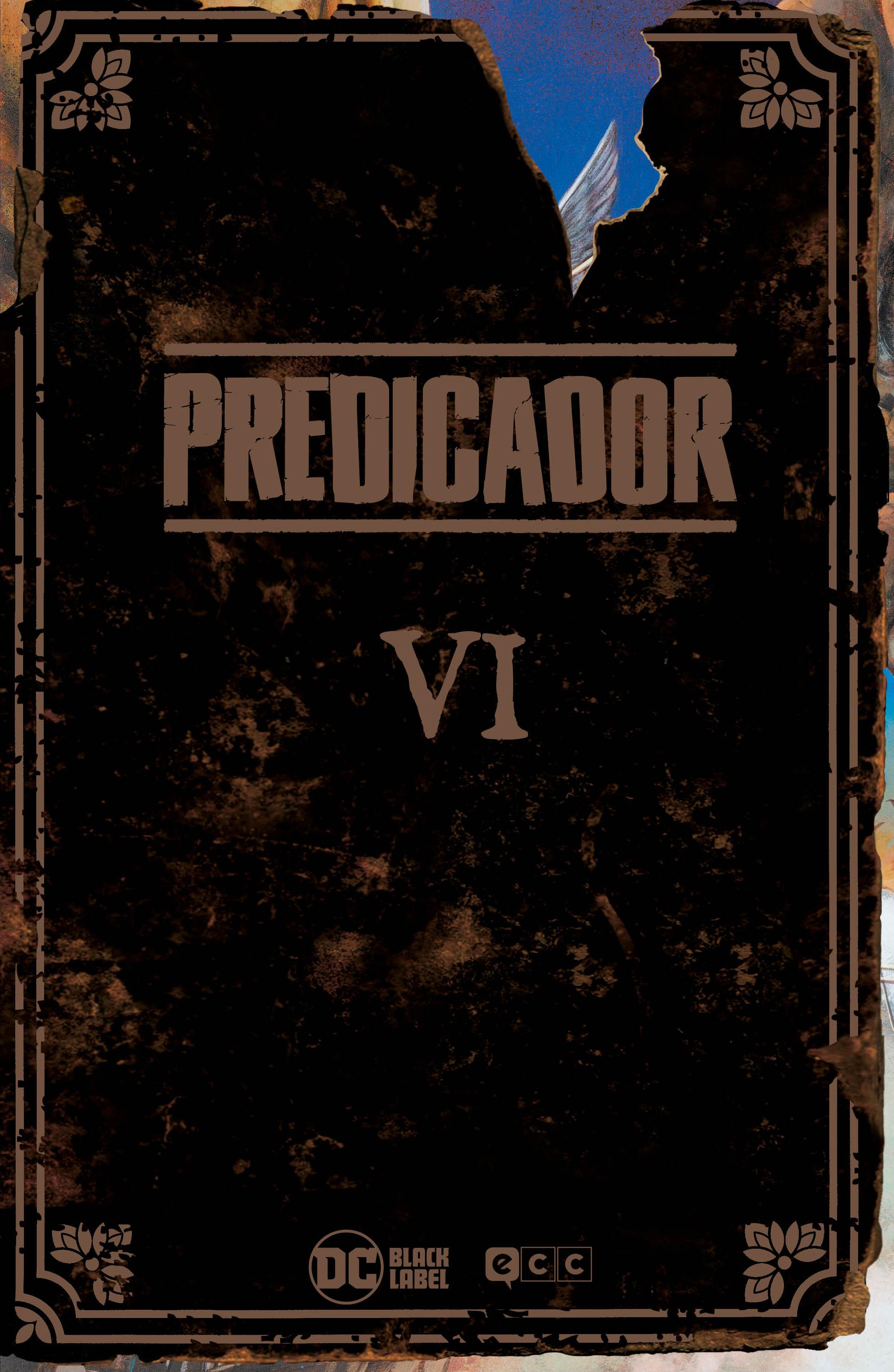 Predicador Vol.6 (Edición deluxe)