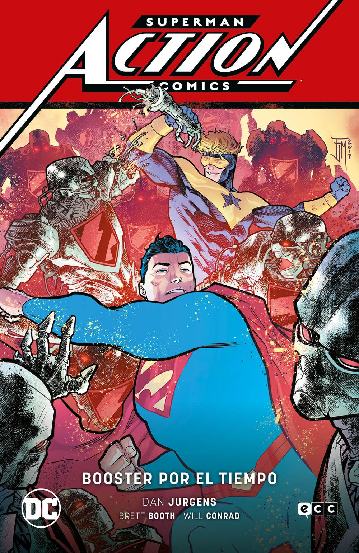 Superman: Action Comics Vol.4: Booster por el tiempo (Superman Saga – Héroes en Crisis Parte 2)