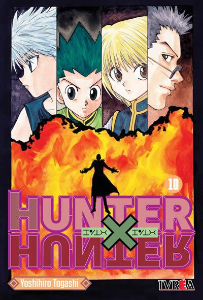 Hunter x Hunter #10
